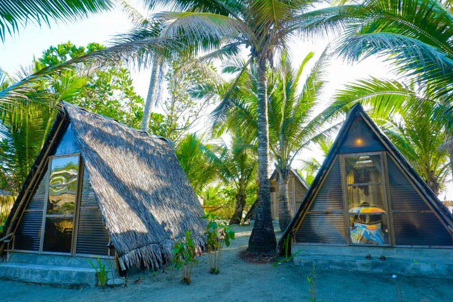 "ALT=""the teepee huts in balituk so relaxing"""