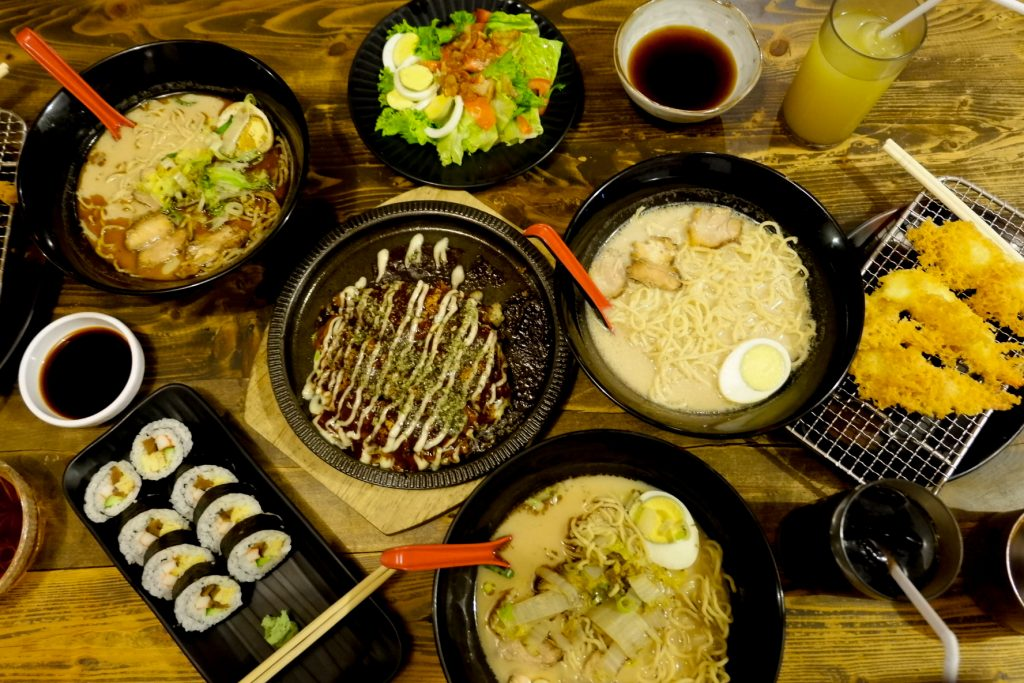 Ramen Gyoza: A Japanese Restaurant in BF Homes