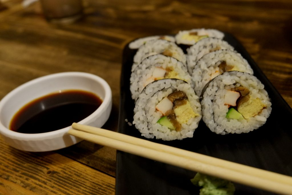 "ALT=""futo maki at ramen gyoza bf homes"""