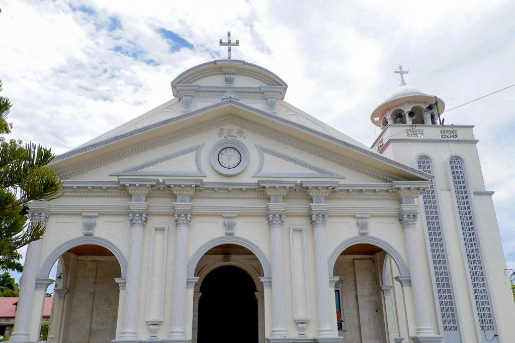 "ALT=""bohol island panglao church philippines"""