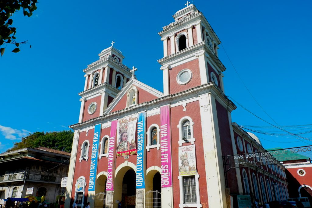 "ALT=""churches to visit in iloilo historical church"""