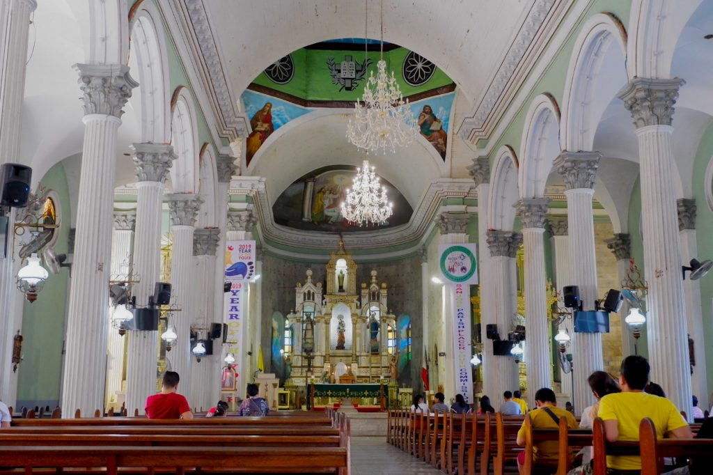 "ALT=""san jose parish church iloilo pilgrimage"""