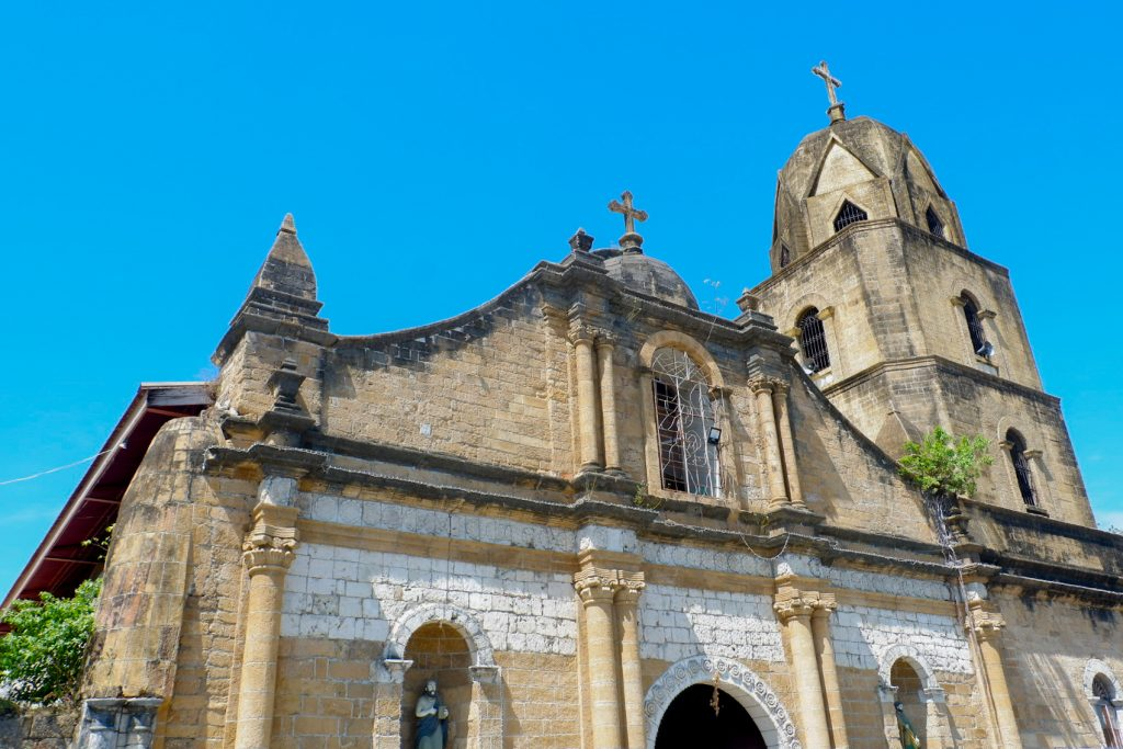 "ALT=""churches to visit in iloilo and the guimbal church"""