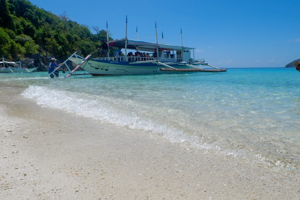 "ALT=""the little boracay at isla de gigantes"""