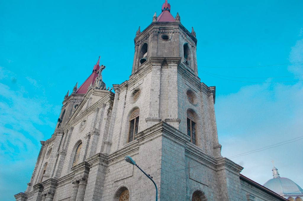 "ALT=""the molo church iloilo city panay island"""