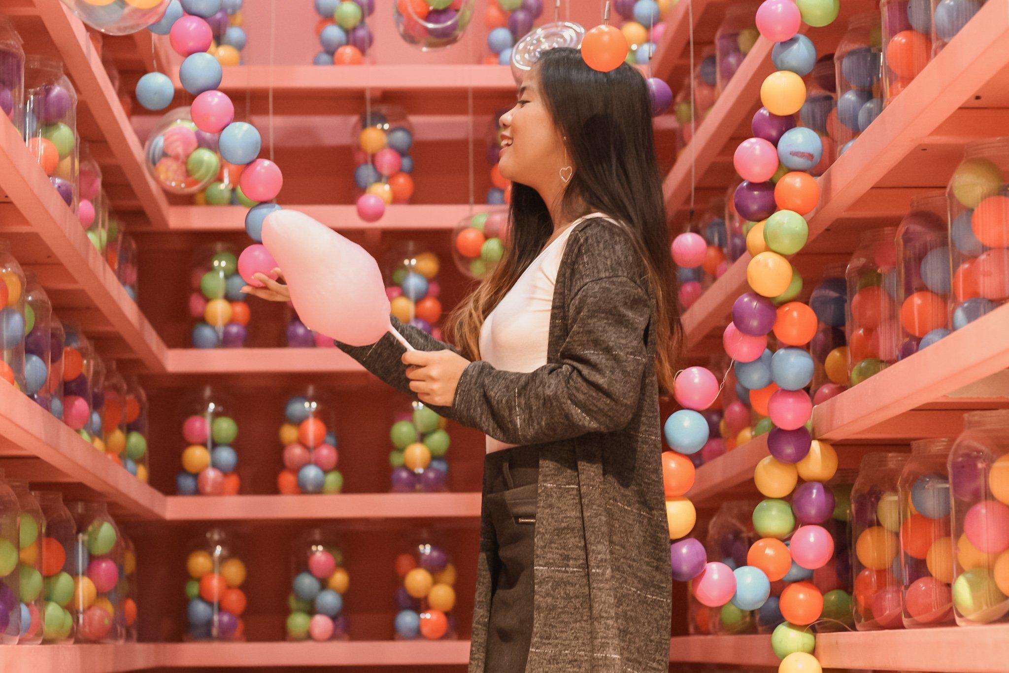 The Dessert Museum: Manila's Sweetest Musem - The Adventuress