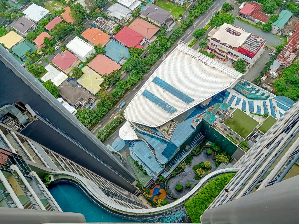 """ALT=""""gramercy residences zen rooms with its beautiful view"""""""