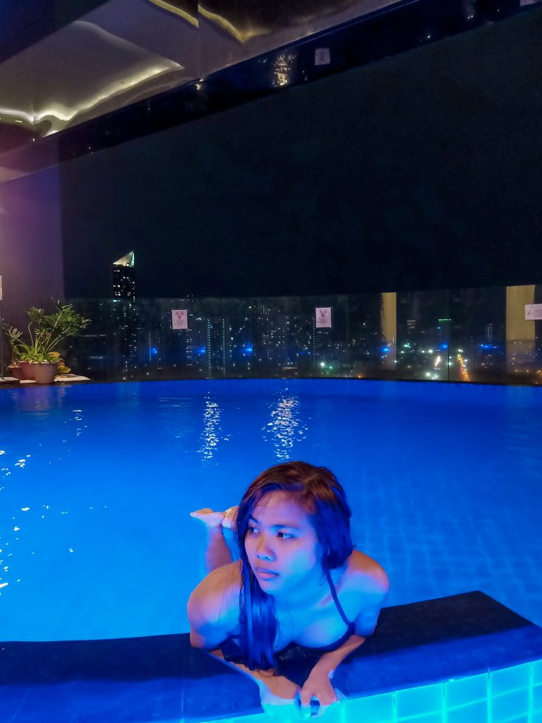 "ALT=""gramercy residences zen rooms swimming pool"""