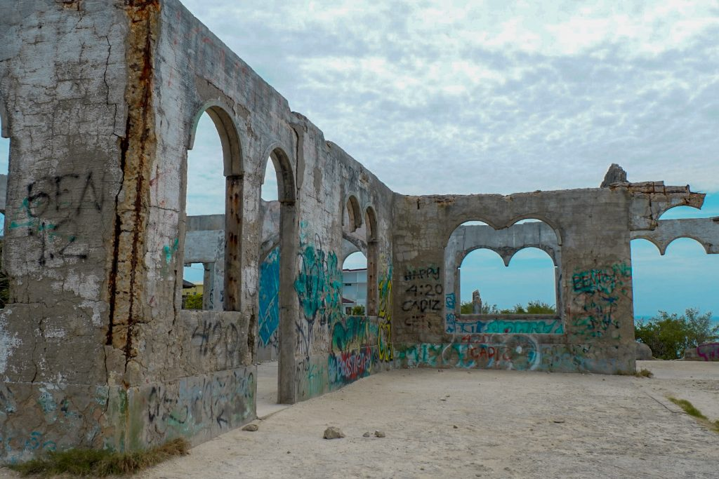 "ALT=""the ruins that you can see in bantayan cebu"""