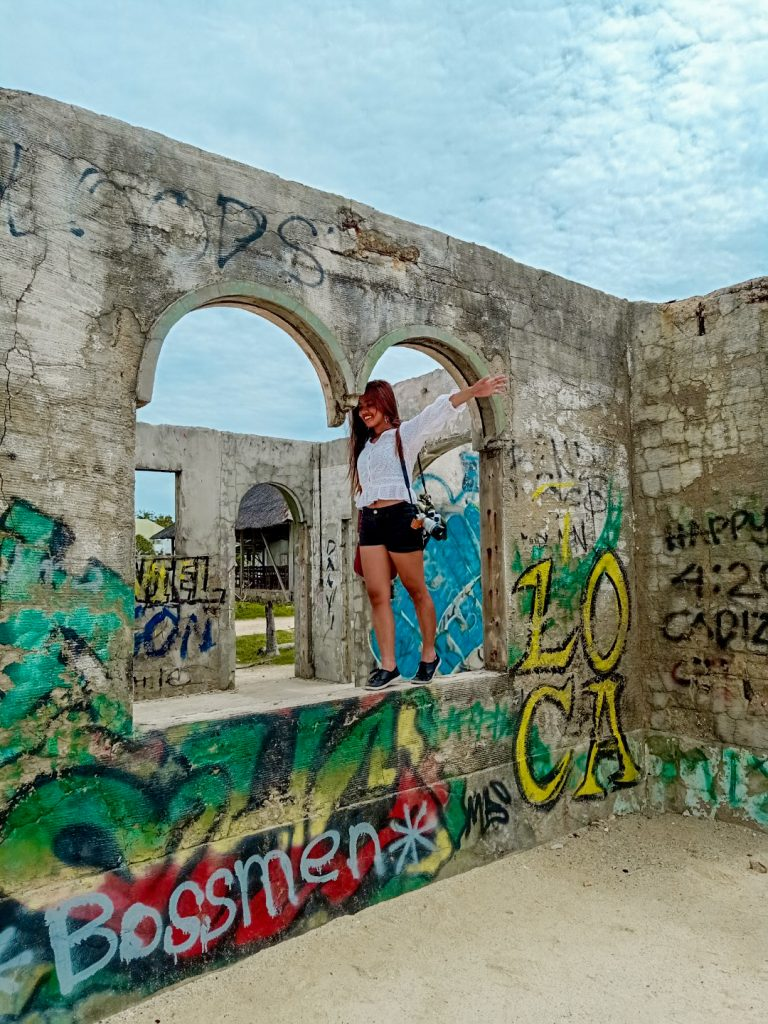 "ALT=""the ruins and the happiest place on cebu island"""