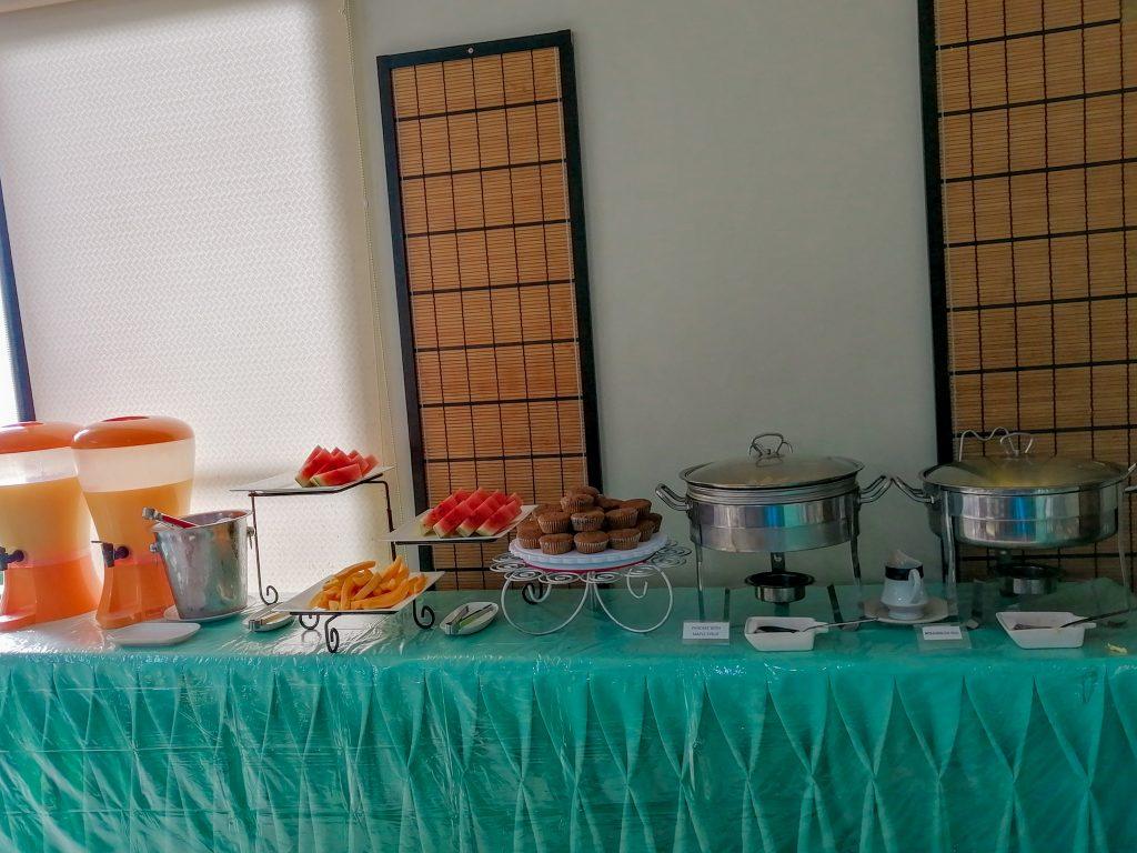 "ALT=""dine set up at palmbeach resort cebu"""