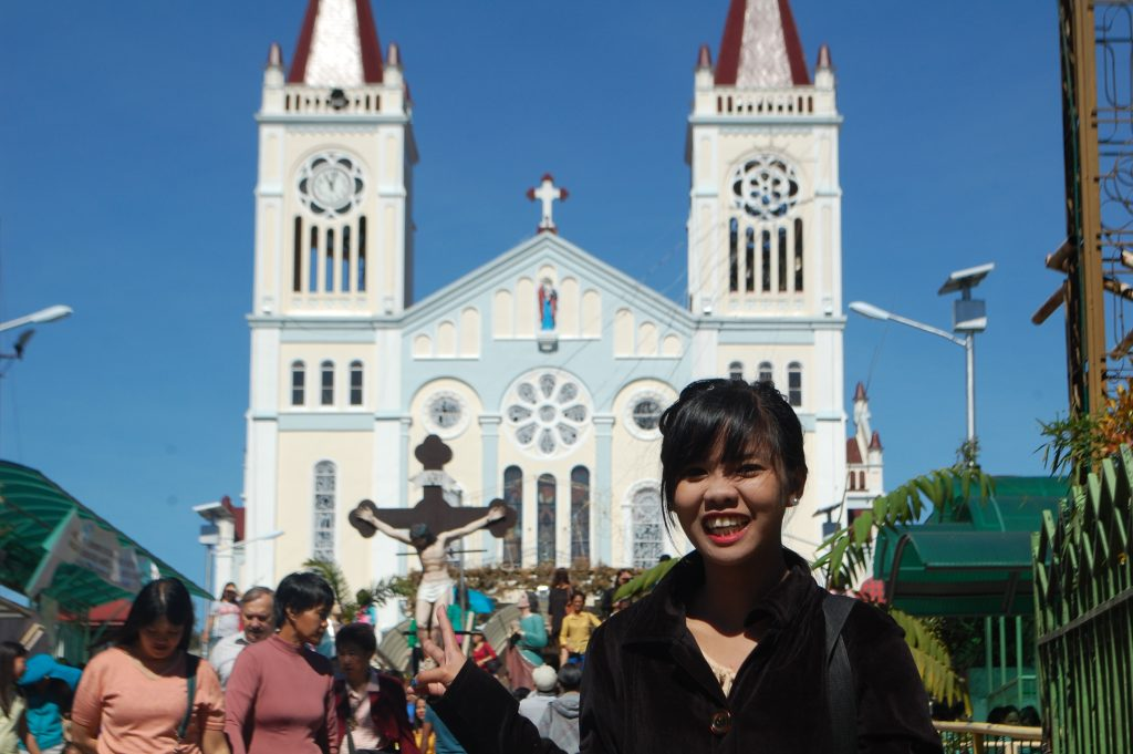 "ALT=""baguio travel guide and the baguio cathedral"""