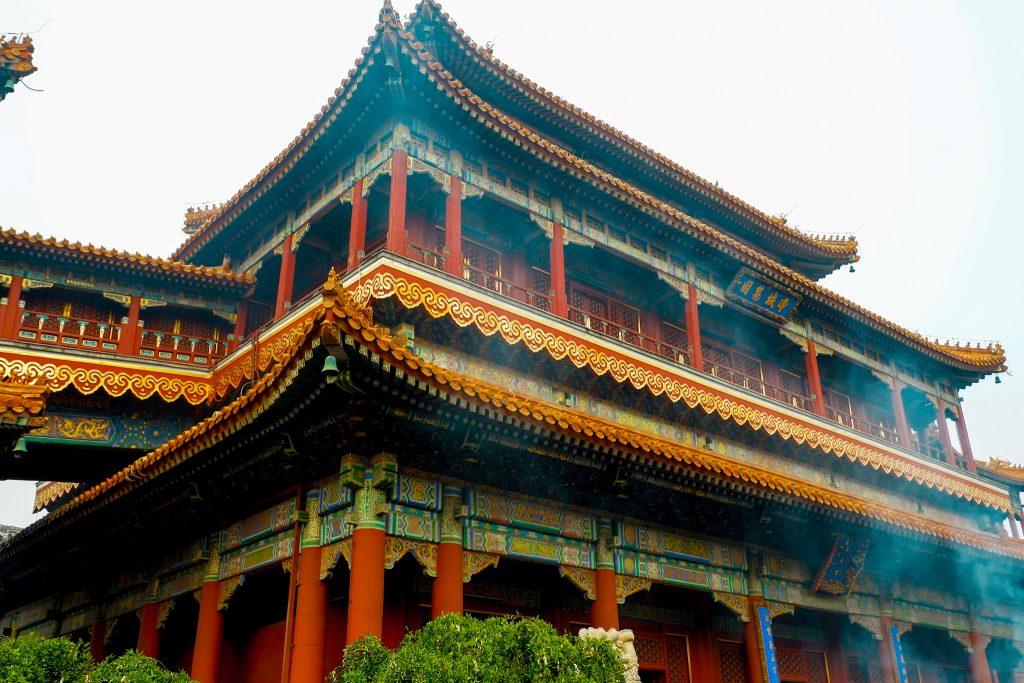 "ALT=""yonghe lama temple beijing china"""