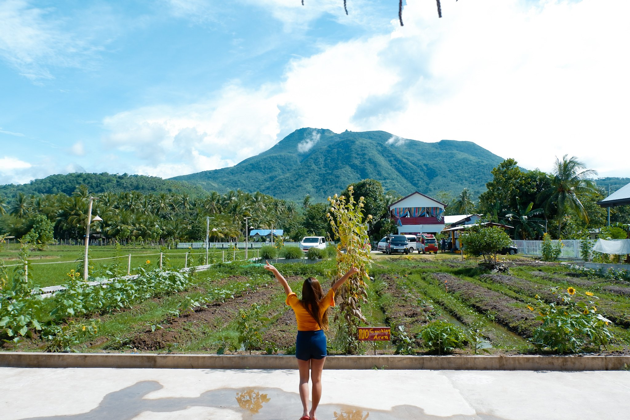 "ALT=""where to eat in camiguin island a view of mountains"""