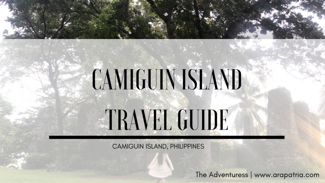"ALT=""diy travel guide to camiguin philippines"""