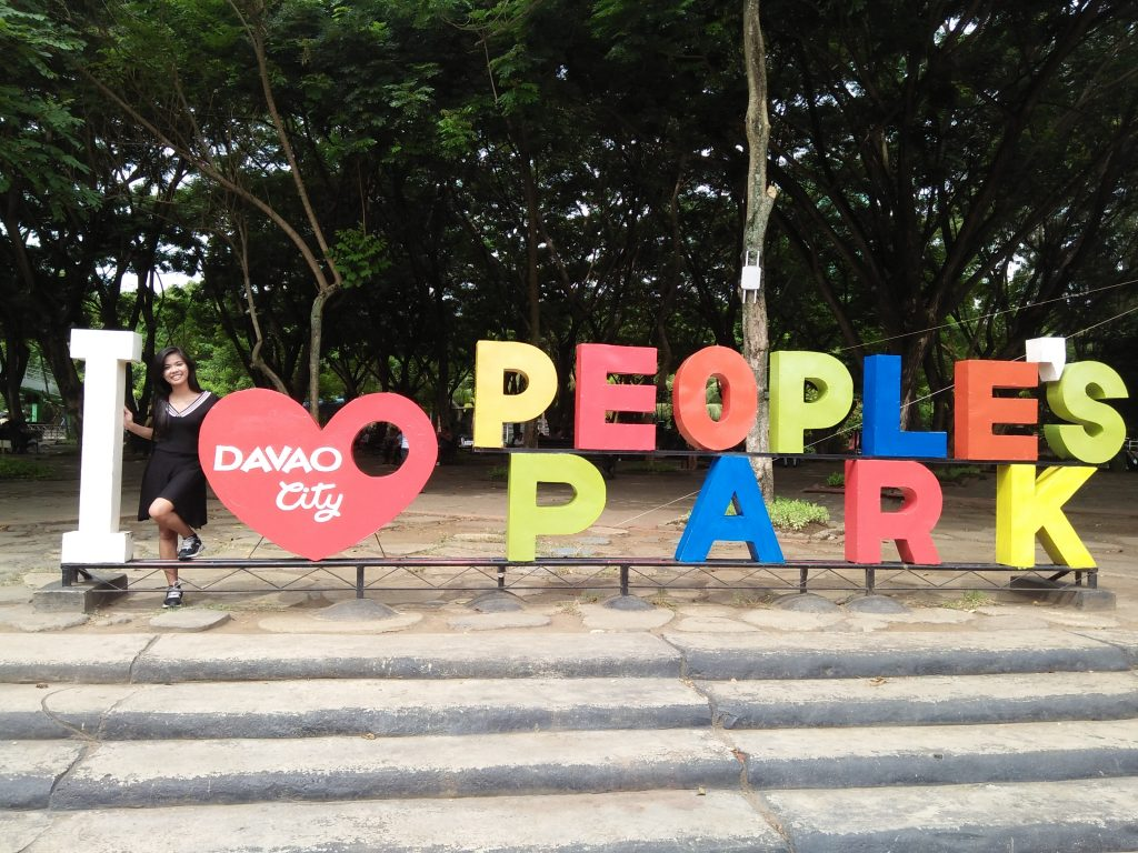 "ALT=""things to do in davao city and peoples park"""