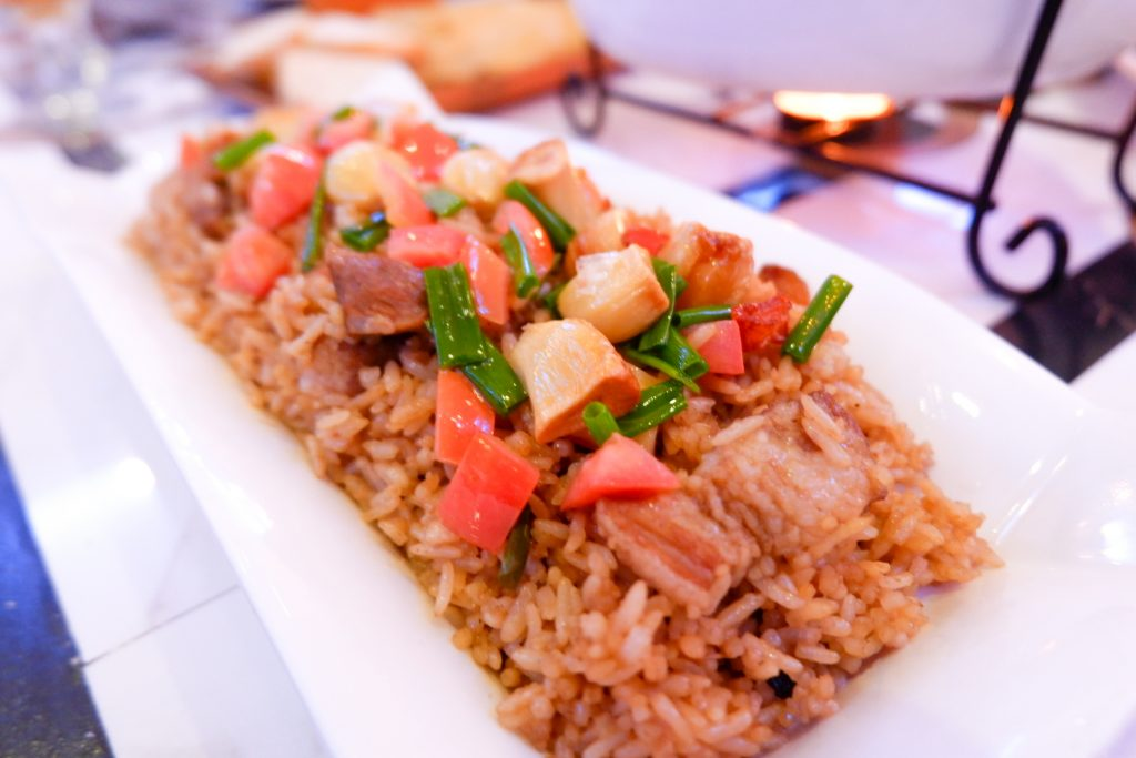 "ALT=""authentic filipino food adobo rice"""