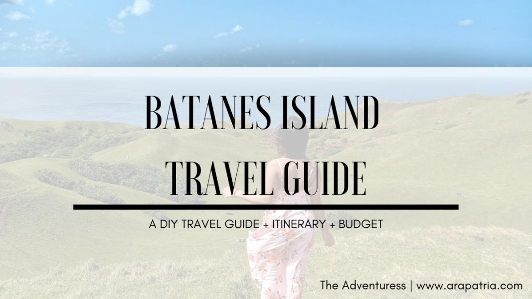 batanes island philippines travel guide