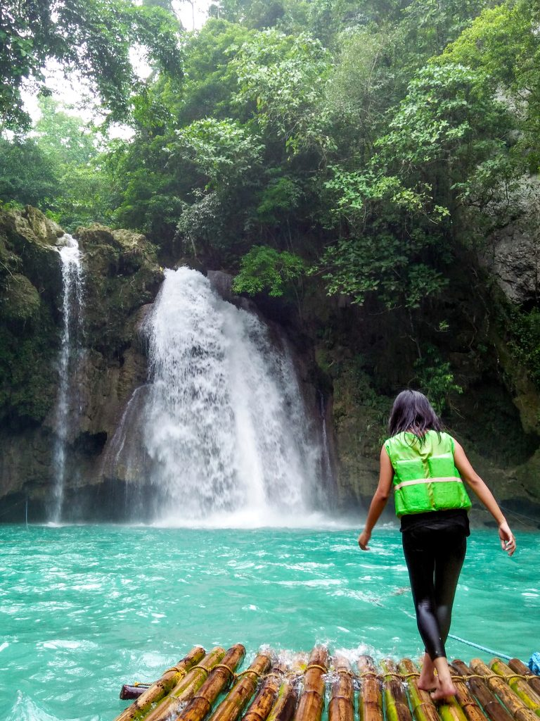 "ALT=""cebu waterfalls in the philippines"""