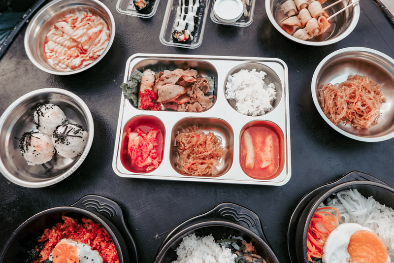 Busan PH: The First Korean Food Train in Cavite