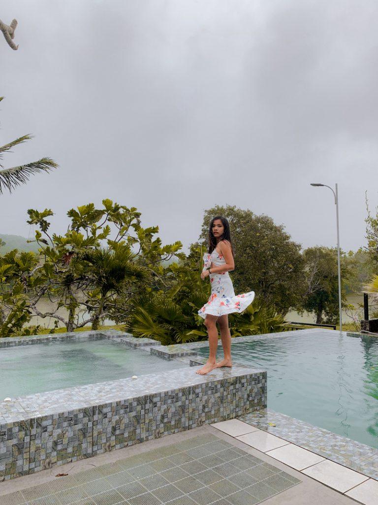 bali feels private resort