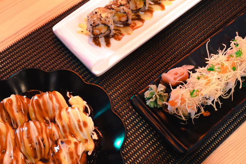 Satisfy Your Japanese Food Cravings at Maki Sushi Rolls, Bacoor, Cavite