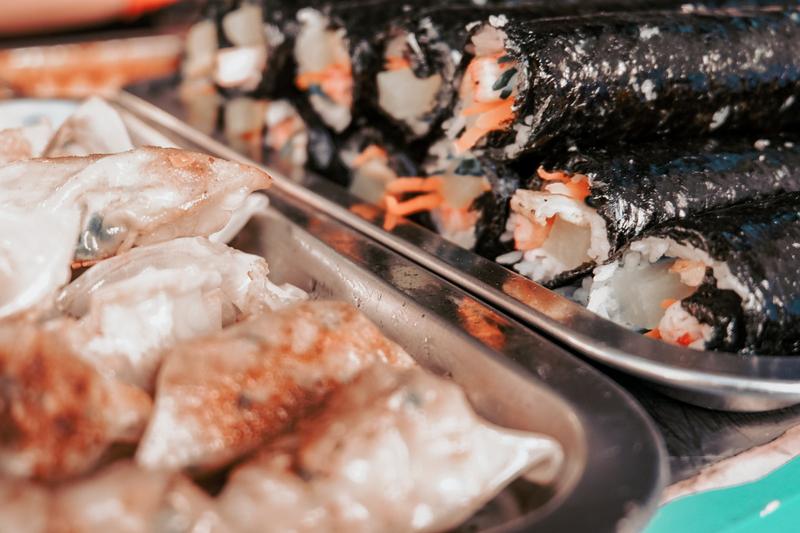 korean street food silang