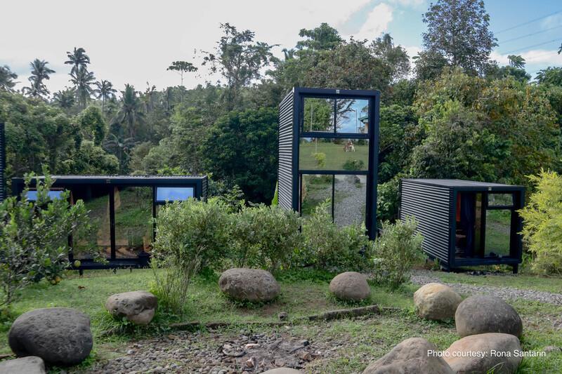 farm t-house camping site cavinti laguna