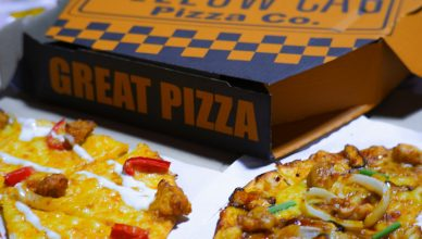 yellow cab pizza new flavors