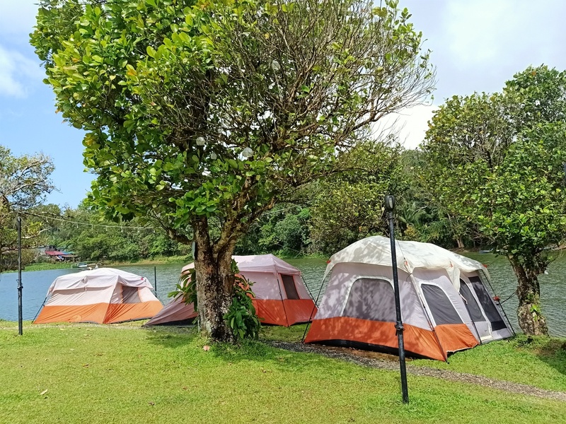 the bloc campsite laguna