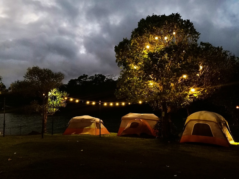best glamping site in laguna