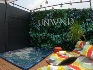 UNWND LUX HOSTEL: A Luxurious Chilling Spot in Makati, Philippines