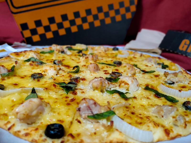 new yellow cab pizza flavor