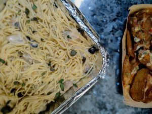What's New: Yellow Cab Releases New Sloppy Wedges and Pasta Party Trays