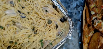 yellow cab charlie chan pasta