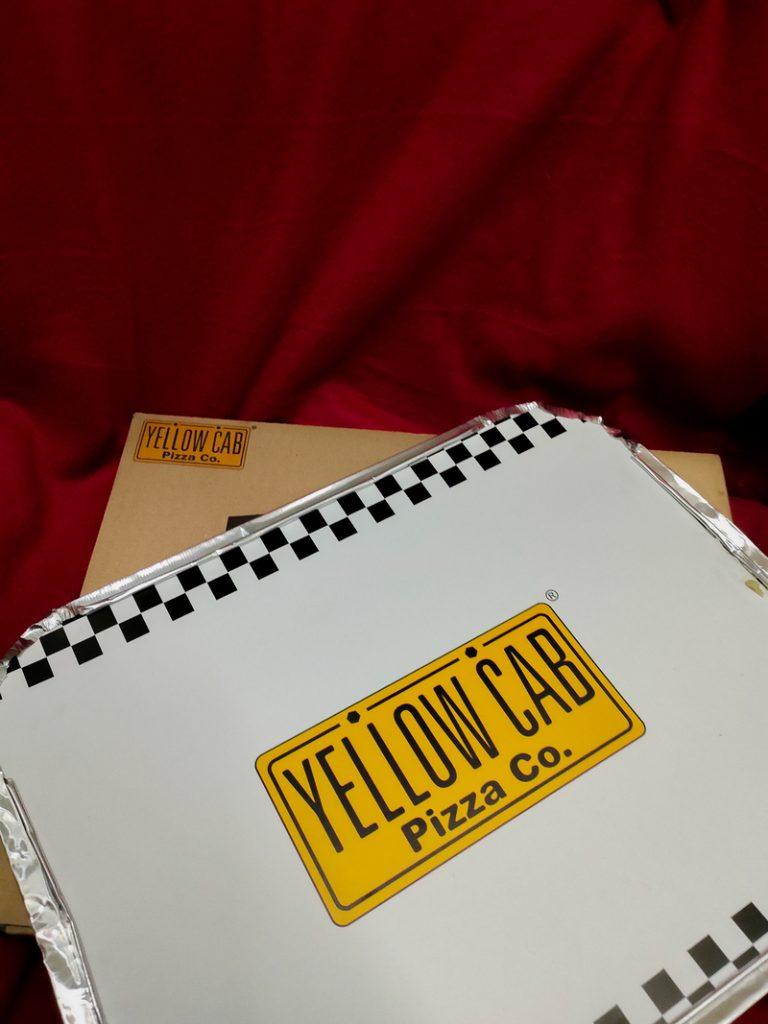 yellow cab philippines pasta tray